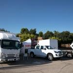 Feria de vehículos industriales