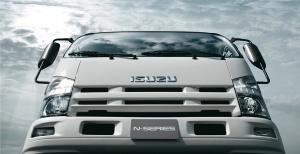 Camión ISUZU
