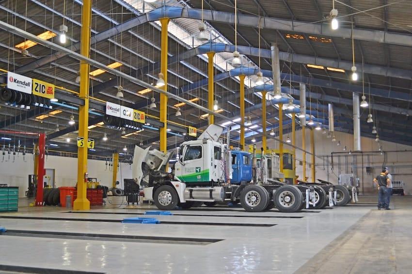 Taller de Camiones en Alcalá de henares