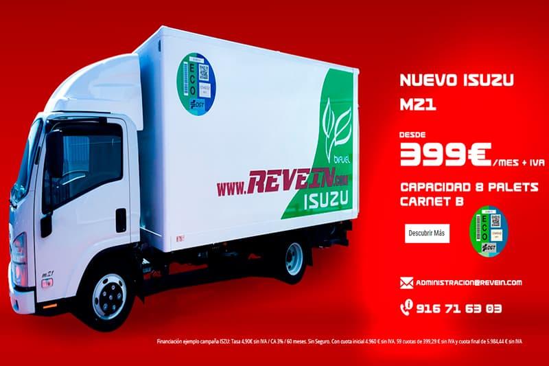 comprar un camión nuevo