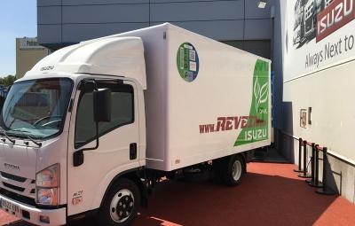 comprar un camión nuevo en Madrid