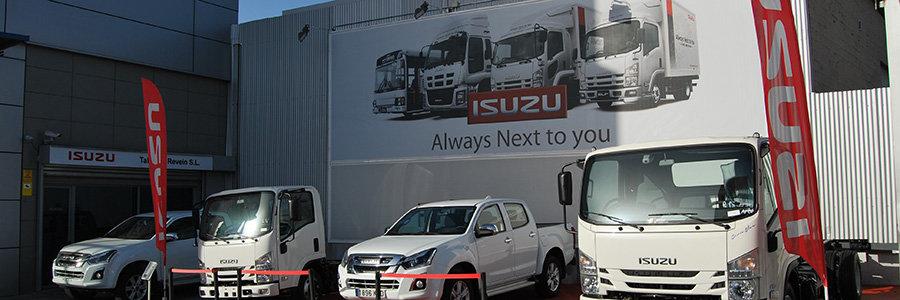 Concesionario Isuzu en Madrid
