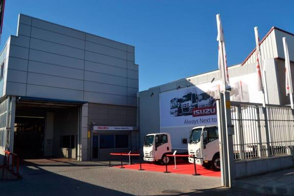 concesionarios de camiones