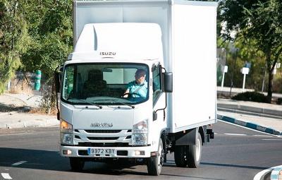 mantenimiento de la batería de un camión