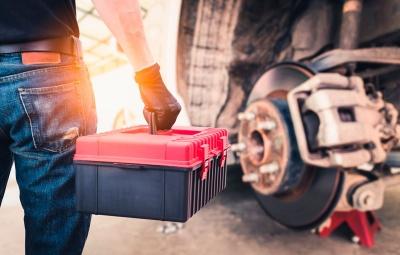 mantenimiento de la carrocería de tu camión