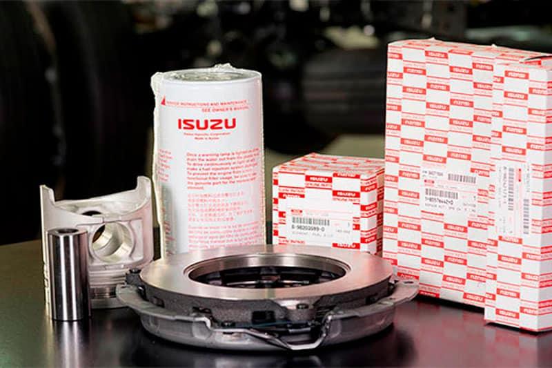 recambios para tu camión Isuzu