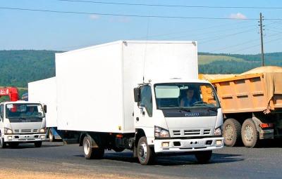 tipos de carrocerías de camiones